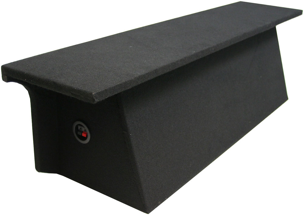 2007-2014 Jeep Wrangler JK Unlimited (4 Door) Dual 10  Sealed Sub Box  sc 1 st  American Sound Connection & 2007-2014 Jeep Wrangler JK Unlimited (4 Door) Dual 10