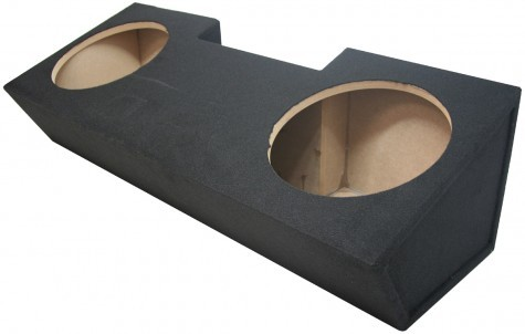 "1982-1992 Chevy Camaro or Pontiac Firebird Coupe Dual 12"" Sub Box"