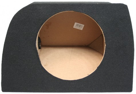 "1990-2005 Mazda MX-5 Miata Single 10"" Sealed Custom Sub Box Enclosure"