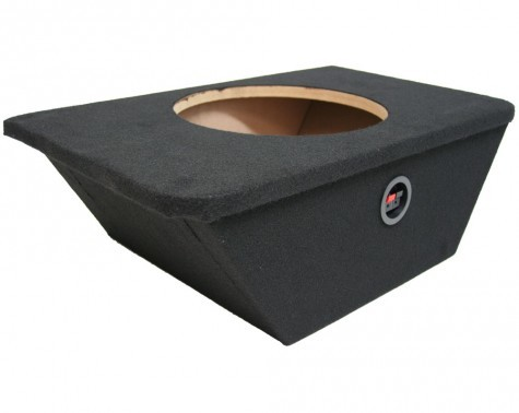 "2000-2009 Honda S2000 Single 10"" Sealed Sub Box"