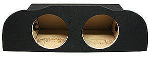 "2003-2014 Infiniti G35 Coupe Dual 10"" Sealed Custom Sub Box Enclosure"